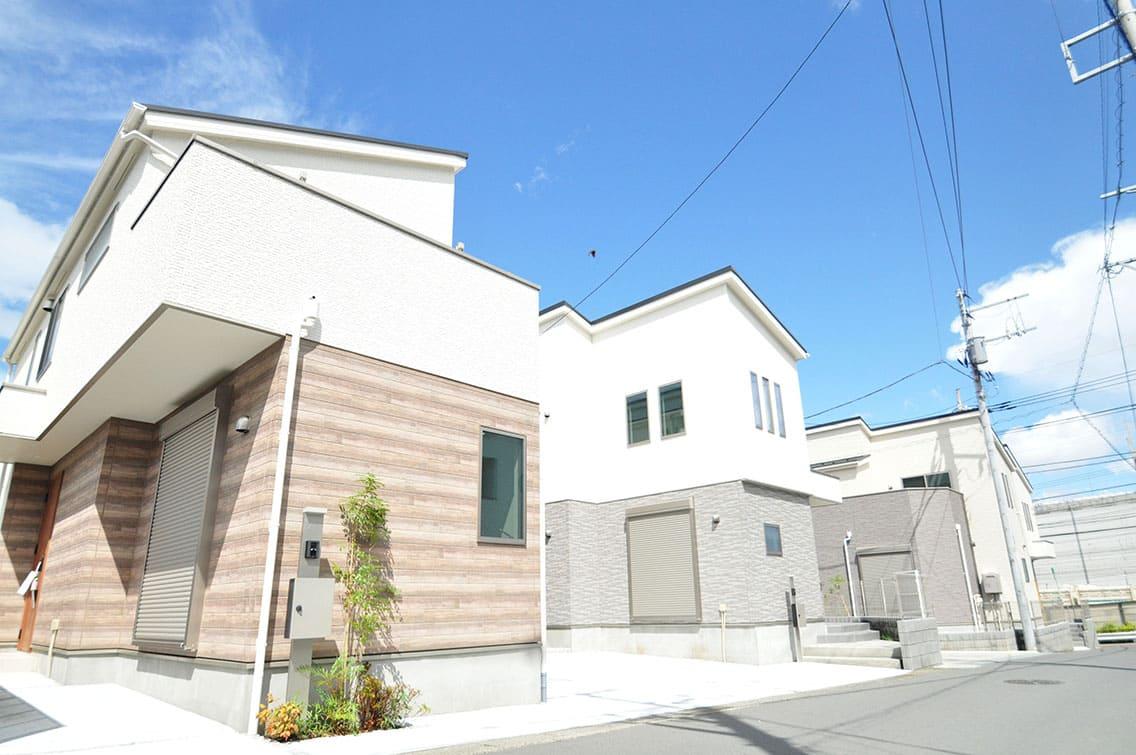 梶ヶ谷13棟現場の施工実績を更新しました。