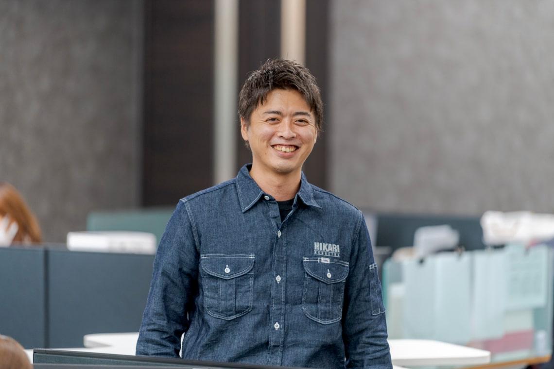 インタビュー | 大谷 貴博 | RECRUIT