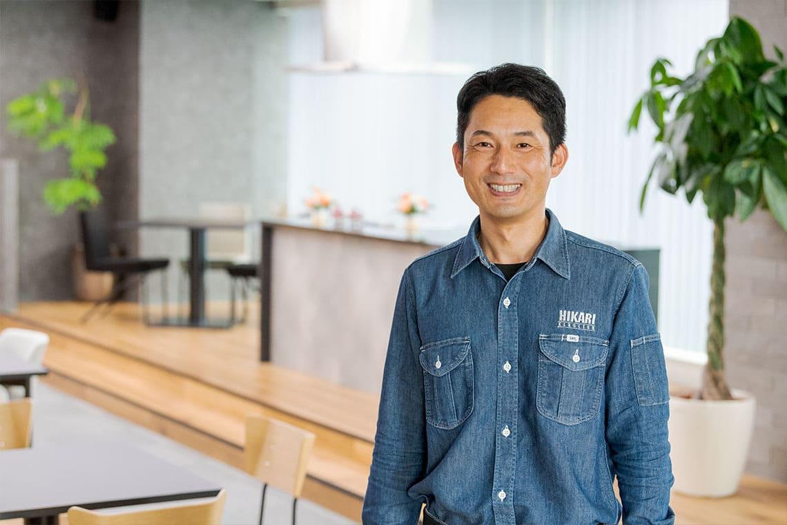 インタビュー | 佐久間 俊明 | RECRUIT